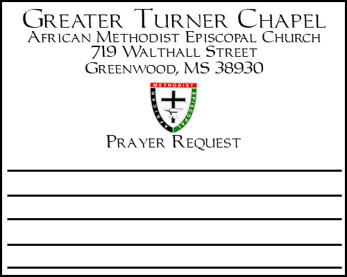 Prayer Request Cards Free Printables